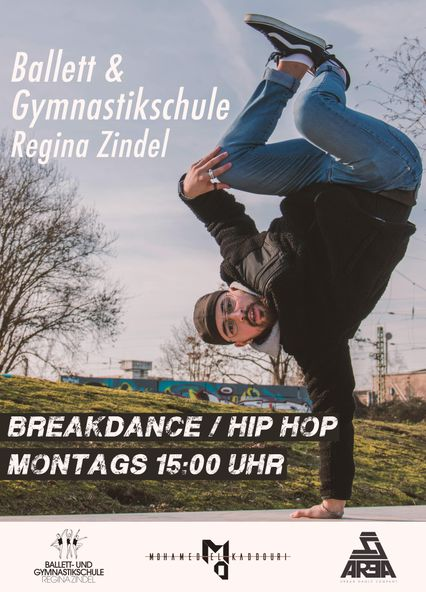 Breakdance und Hip Hop